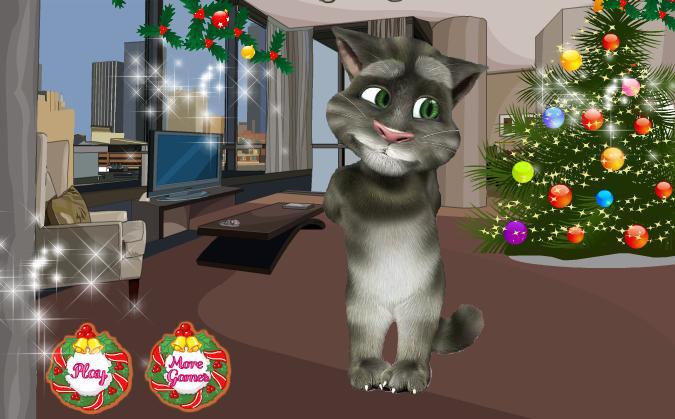 Говорящий кот том для андроид скачать