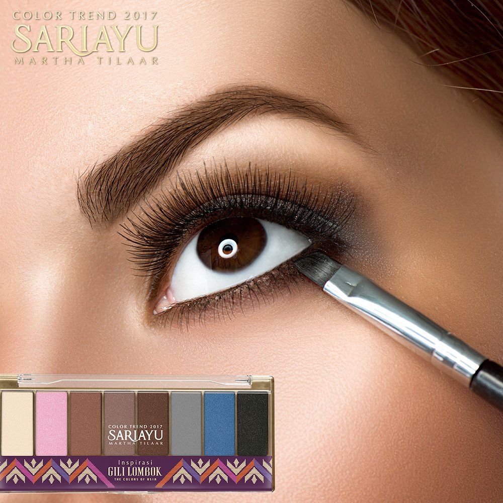 Sariayu Marthatilaar On Twitter Eyeshadow Kit Inspirasi Duo Lip Color Gili Lombok Never Miss A Moment