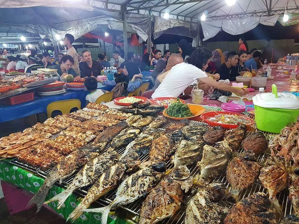Image result for pasar filipina kk