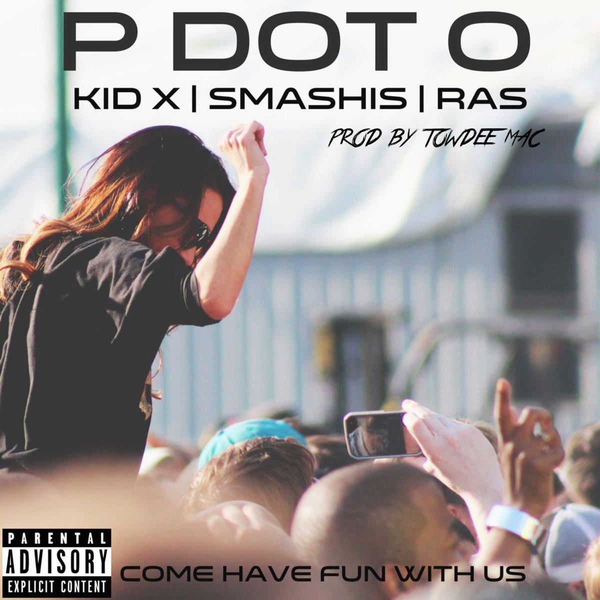 New @PdotO_SA ft @KidXSA x @Zingah_LOTJ x @ras_r2da  #comehavefunwithus out now https://t.co/D0Fp57u1Ze