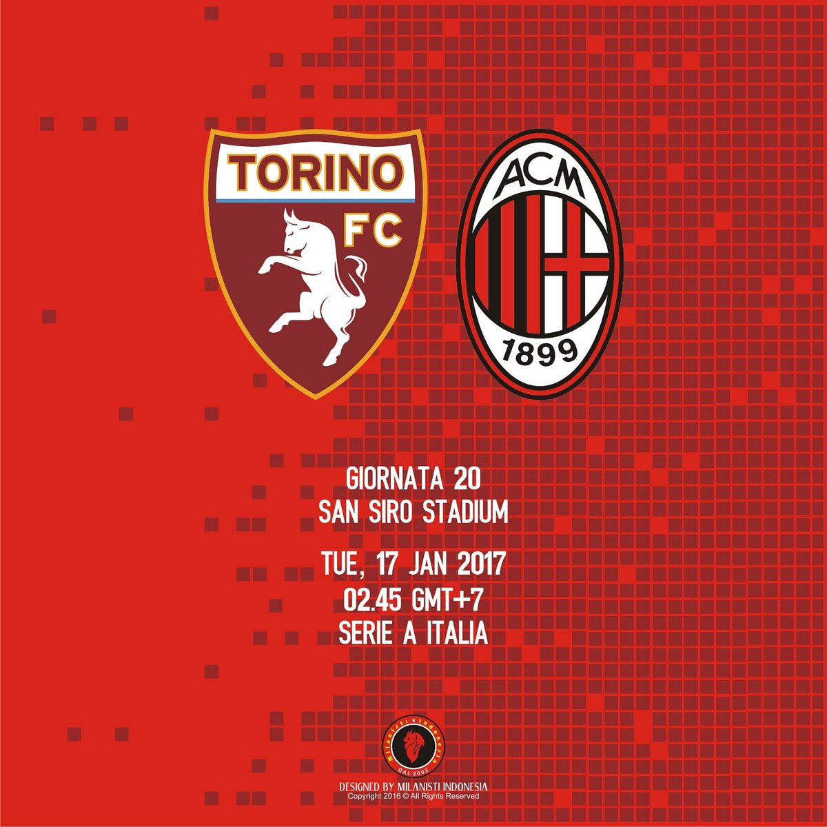TORINO MILAN Streaming Gratis: vedere con Facebook Live e Video YouTube