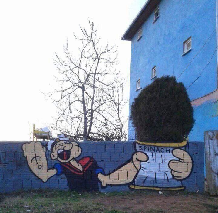 Bravo, graffiti artist https://t.co/253ss5E6fA