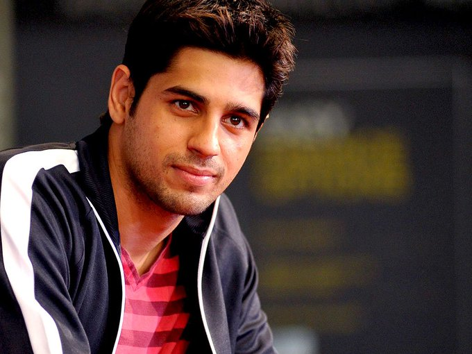 "Happy Birthday <3   ""HBD Sidharth Malhotra\"""
