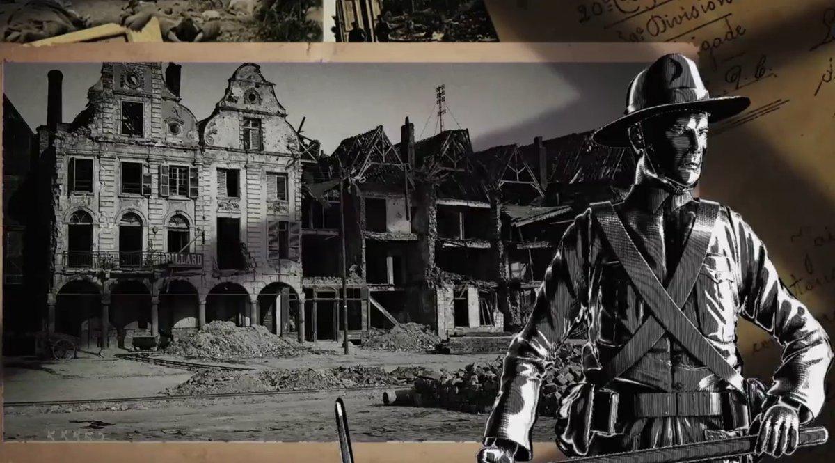 Avant les commémorations, en avril, un film pour réhabiliter la Bataille d'#Arras dans l'histoire de la #1GM  http://www. lavoixdunord.fr/102311/article /2017-01-12/avant-les-commemorations-en-avril-un-film-pour-rehabiliter-la-bataille-d-arras &nbsp; … <br>http://pic.twitter.com/bQwn9dFaR6