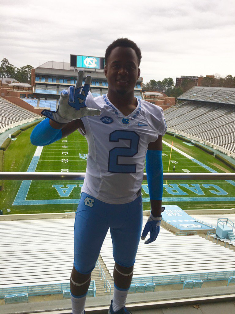 Had a great Visit in Chapel Hill#GoHeels <br>http://pic.twitter.com/WlLV2FbzRW