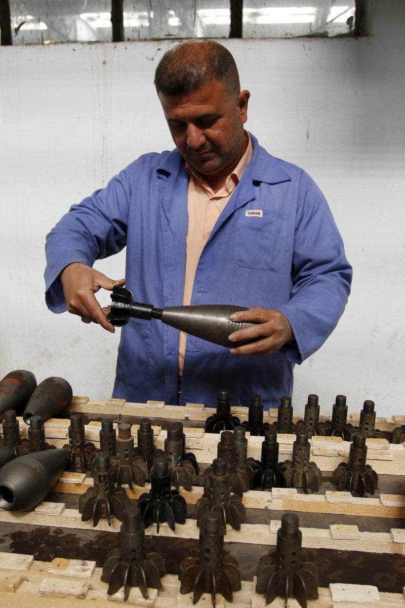 هيئة التصنيع العسكري و الجيش العراقي يفجران قنبلة من الطموحات  C2ORnF7XAAEvqpe