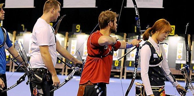 Coupe du monde indoor de tir à l&#39;#arc : les médaillés de Rio attendus à #Nîmes  http://www. midilibre.fr//2017/01/15/le s-medailles-de-rio-seront-presents-a-nimes,1453011.php &nbsp; … <br>http://pic.twitter.com/TSPpxrq4t9