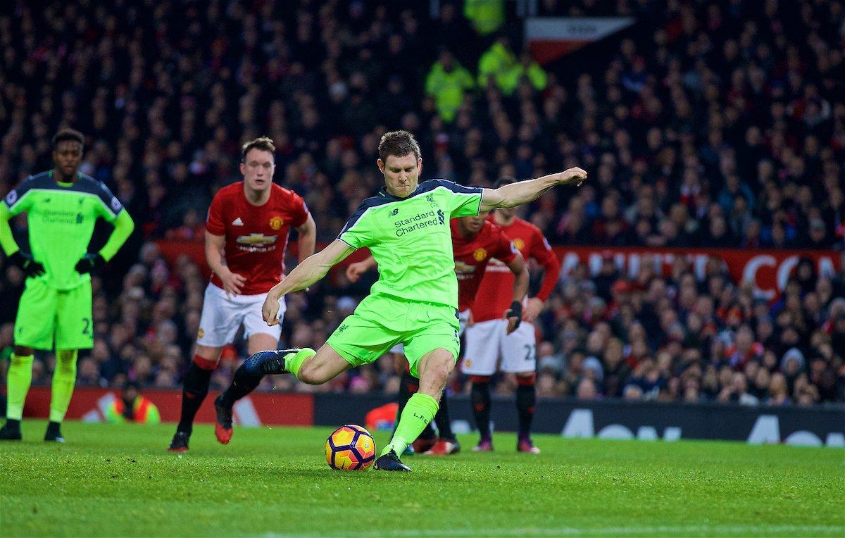 Lances de United 1x1 Liverpool - Premier League 16-17