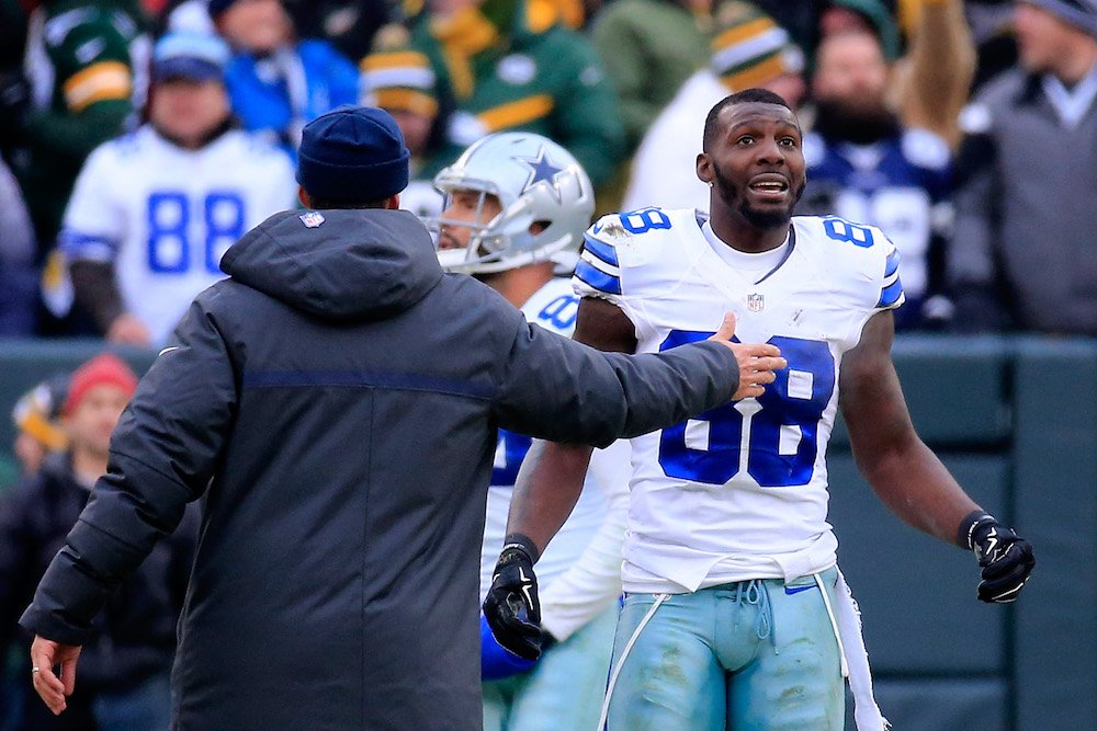 Finally, Dez Bryant gets a chance at redemption against the Packers #DezCaughtIt