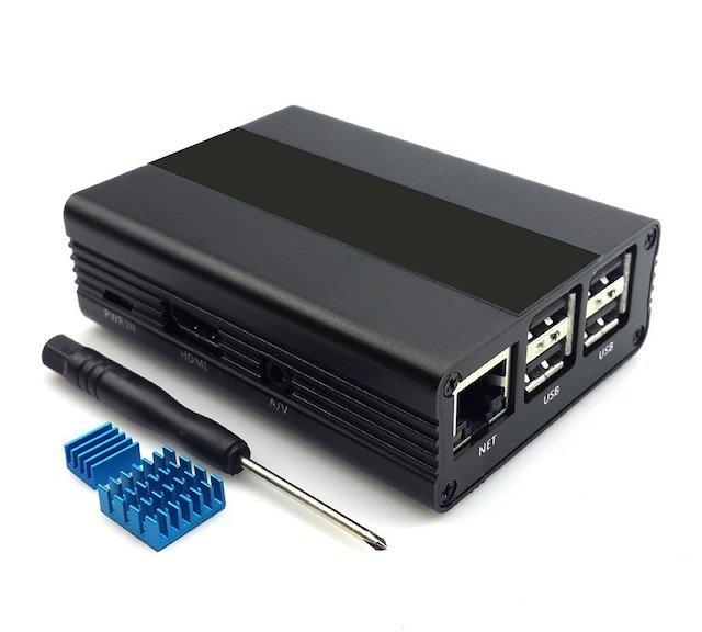 Giveaway: Win a Linux-friendly Raspberry Pi 3 and Eleduino Aluminum Case with Heatsinks! https://t.co/7Zwk9eUSC4 https://t.co/oCZ287FLmD