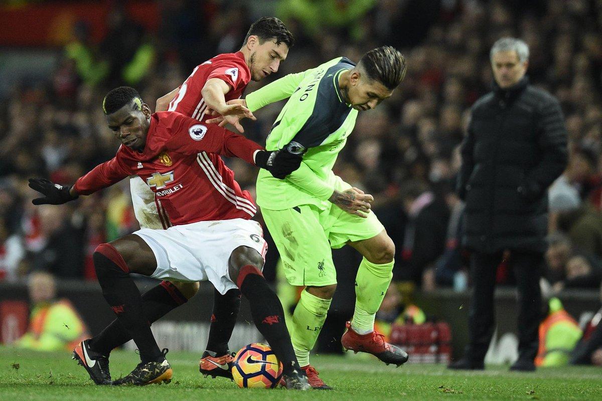liverpool vs man united