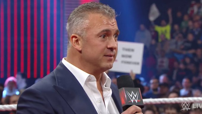 Happy birthday to the commissioner of Smackdown, Shane McMahon. May you have a blessed day.