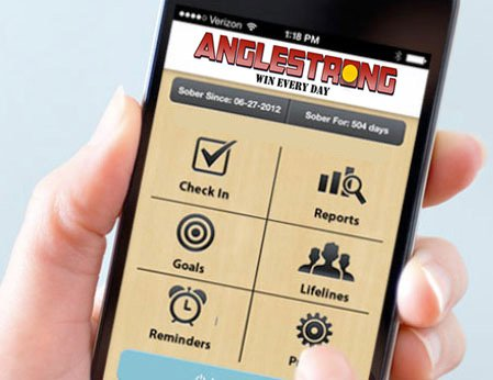 My AngleStrong #addiction recovery app is HERE! #OpioidCrisis https://...