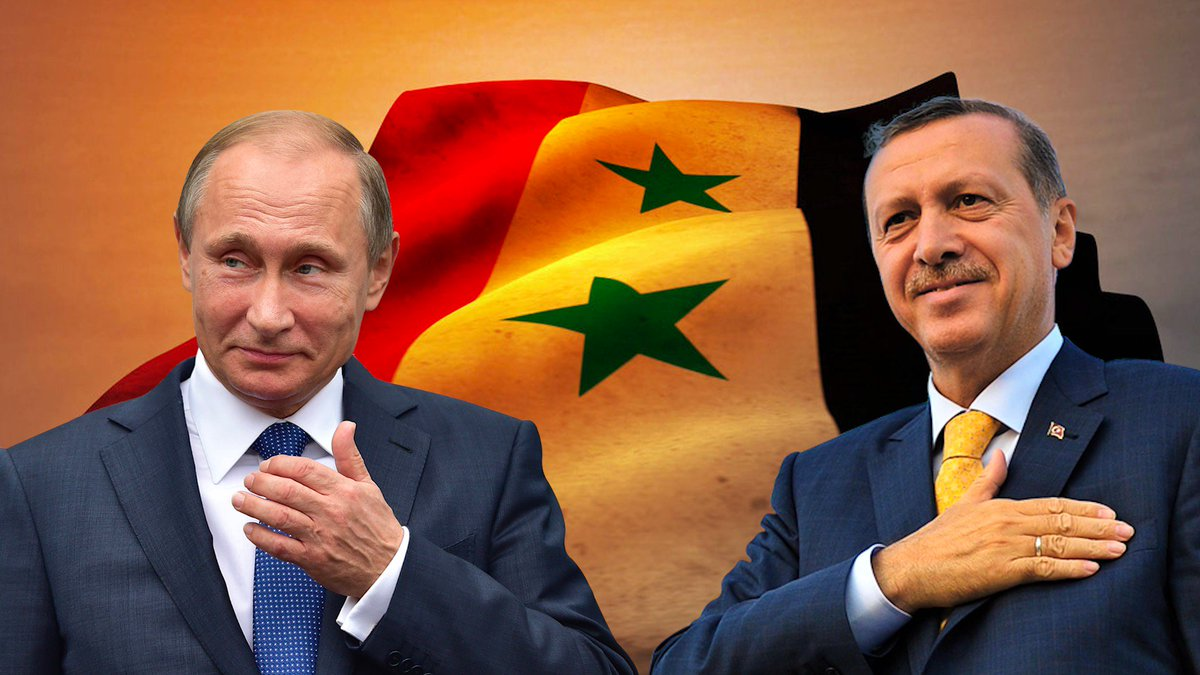 #Turkey Chooses #Russia over #NATO in #Syria  http:// bit.ly/2iS99K2  &nbsp;   #Newsbud Original Series &#39;Russian Newspapers Monitor&#39;<br>http://pic.twitter.com/GDAQ2j0iV5
