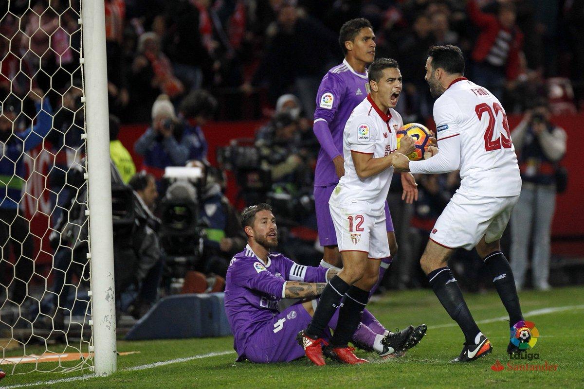 """Ramos: Avtogol? Bu """"Real"""" va """"Sevilya"""" uchrashuvida o'tkazgan eng yaxshi o'yinim bo'ldi"""