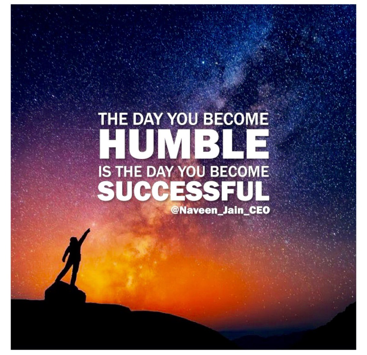 The Day You Become Humble...  @10MillionMiler #quote #Inspiration #success RT @Naveen_Jain_CEO @AriBernsteinMD<br>http://pic.twitter.com/MiU94APx5m