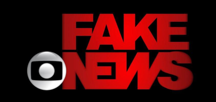 Resultado de imagem para Globonews Fake News