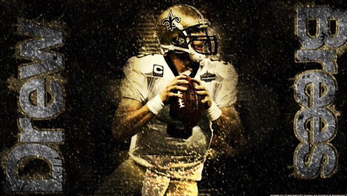 Happy Birthday to the greatest quarterback of all time, Drew Brees