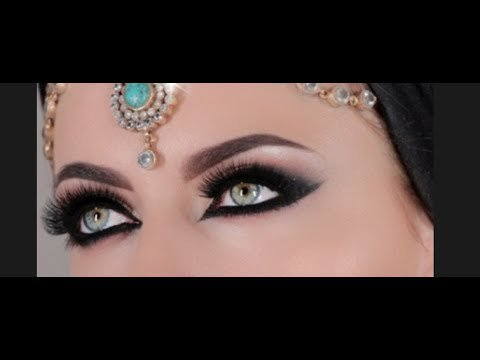 #homemade #tutorial #hair #clothes #videos Arabian Style Makeup Tutorial