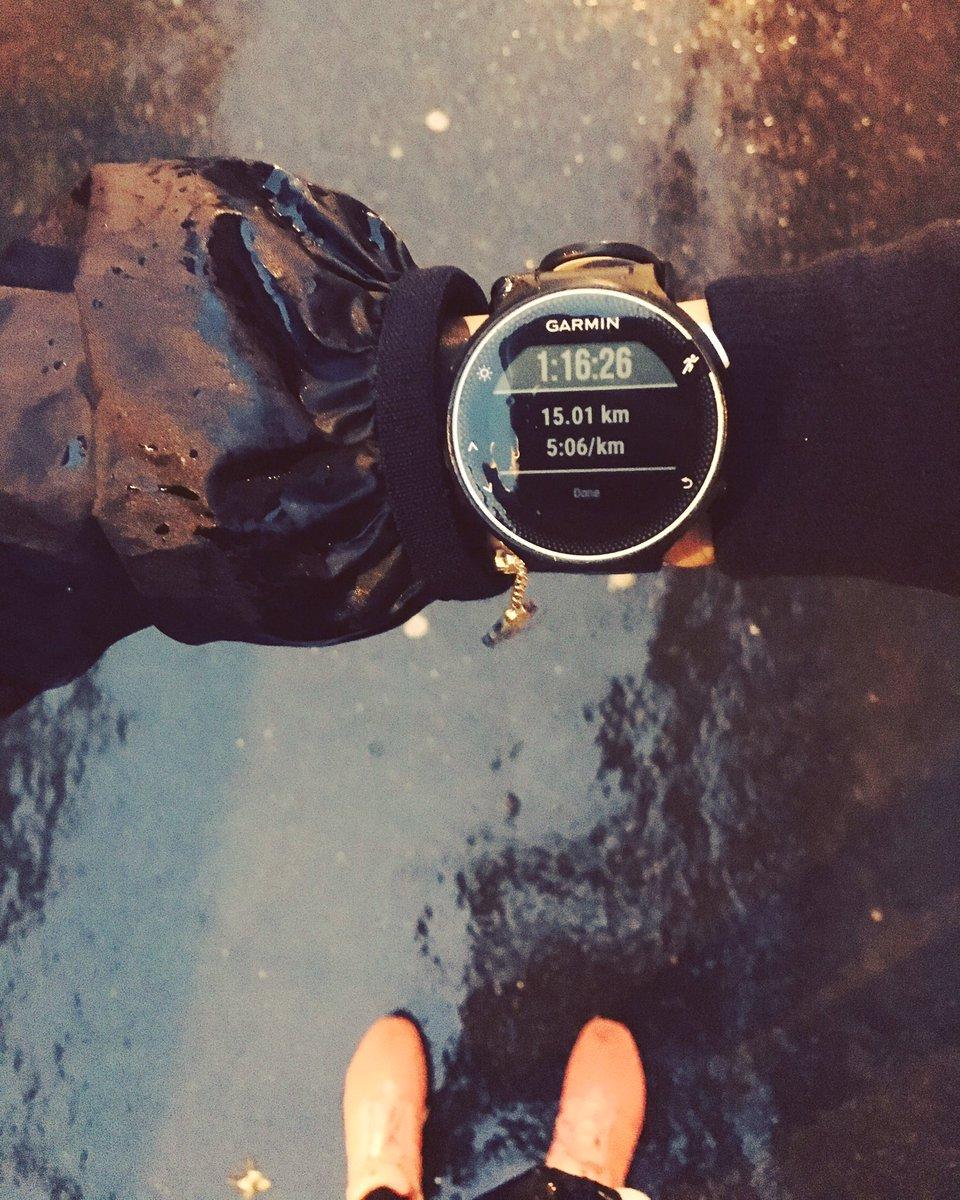 #prepamarathon : sortie pluvieuse  du dimanche soir #whyirunodeon #adidasrunnersparis #garmin #marathon #roadtosemi #running #fitfam<br>http://pic.twitter.com/QmHMUY0tG2