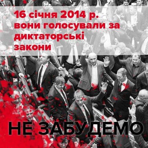 """По делу """"законов 16 января"""" о подозрении сообщено 14 лицам, в т.ч. Калетнику и Януковичу, - Горбатюк - Цензор.НЕТ 9723"""