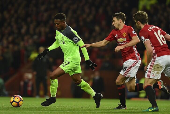 Jogo completo de United 1x1 Liverpool - PL 16-17
