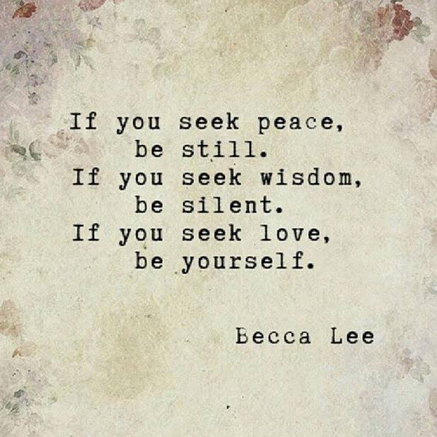 What you seek..... #ThinkBIGSundayWithMarsha #peace #love https://t.co/7LLeyOEBXs