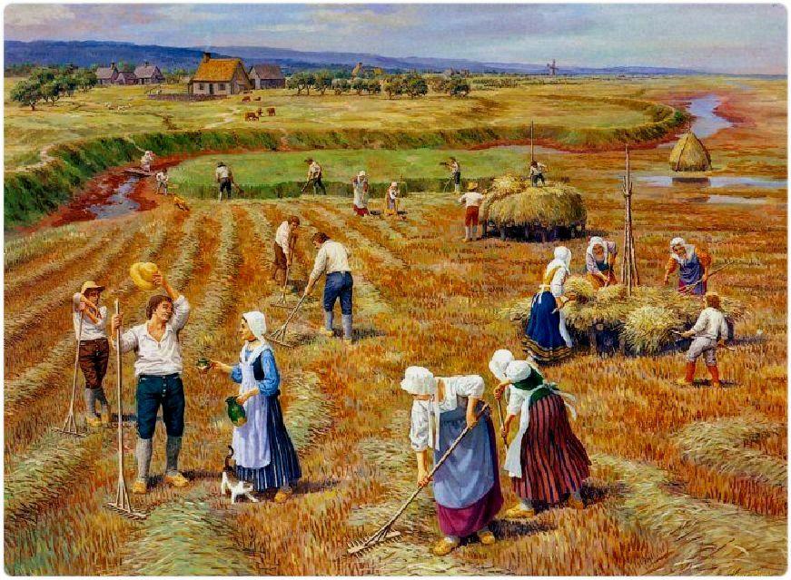 Notre histoire ne débute pas en 1867, mais en 1604, à Port-Royal, capitale de l&#39;Acadie française... #Québec <br>http://pic.twitter.com/QHaqYcDrnP