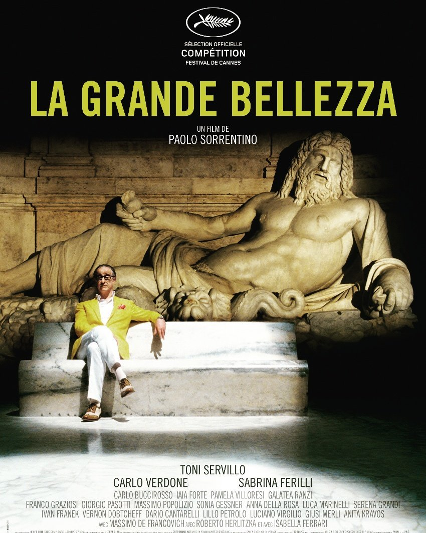 &#39;La Grande Bellezza&#39;. 2013. Sunday recommendation.  #NoctambulFilms #Italy #PaoloSorrentino<br>http://pic.twitter.com/oou2GU00nz