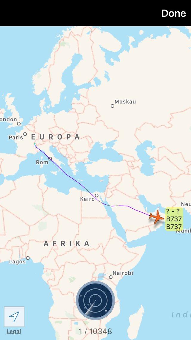 Atlas Plane