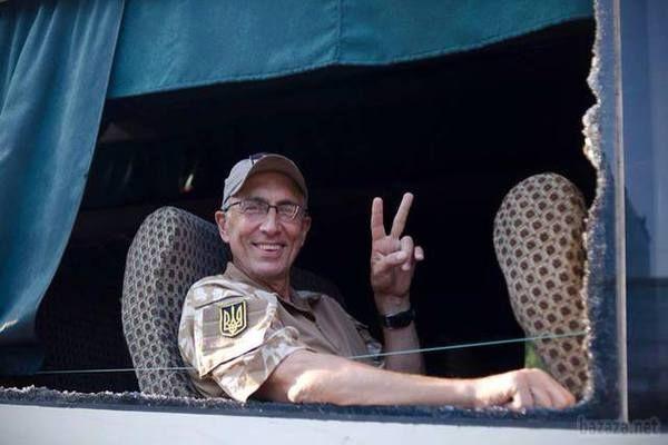 Пашинский: С тех пор, как стало известно, что ФСБ готовила мое похищение, я нахожусь под охраной или со своим пистолетом - Цензор.НЕТ 987