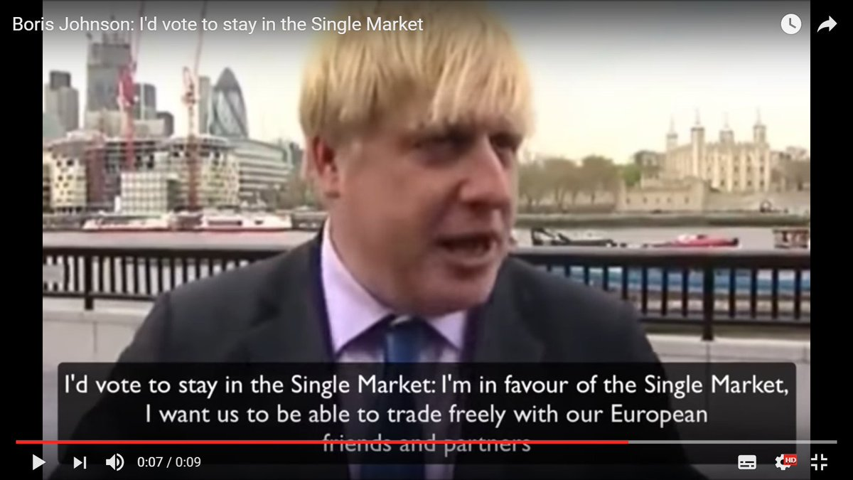 I guess Boris Johnson won't be repeating these comments this week. https://t.co/kfOcJaLNgg