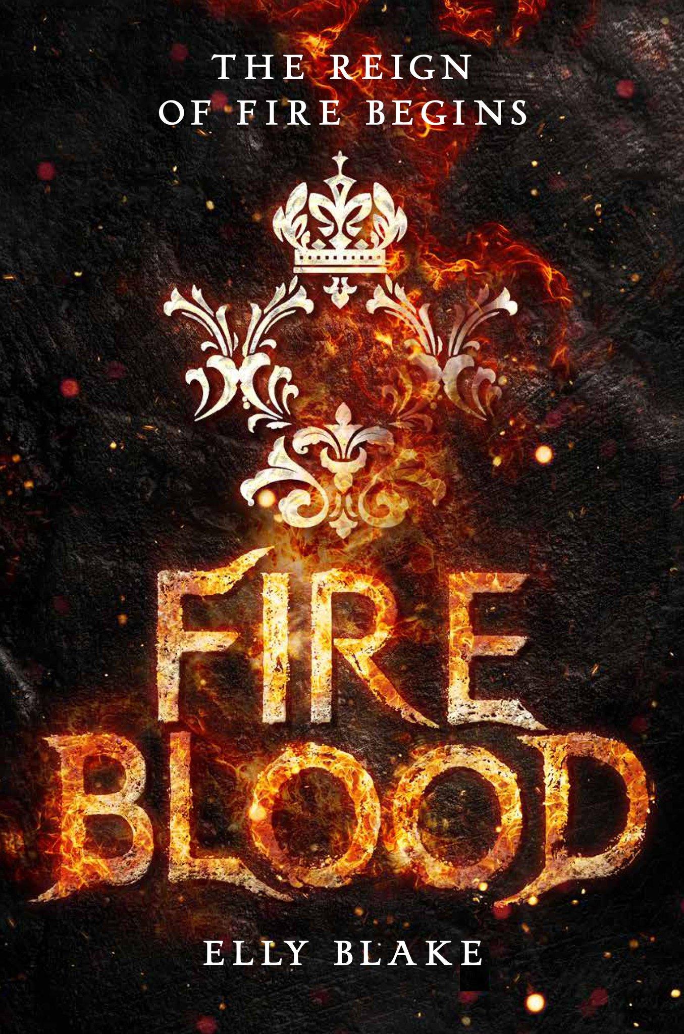 Resultado de imagen para fireblood elly blake