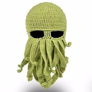 Cthulha knit beanie mask https://t.co/cL6wigJhsU https://t.co/VCK6mbdLaG