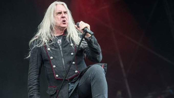 Happy Birthday Biff Byford (66)           \\m/        \\m/