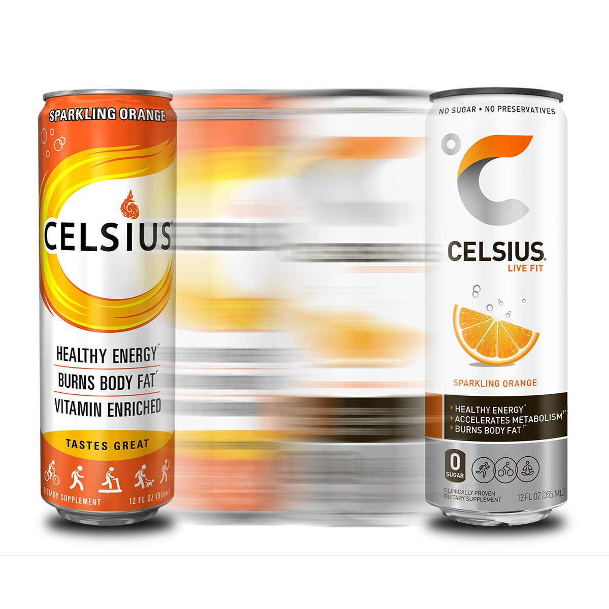 RT @CelsiusOfficial: STOP EVERYTHING. CELSIUS has a new look and we are committed to LIVE FIT! #CELSIUSlife https://t.co/7gkOKbR6WZ