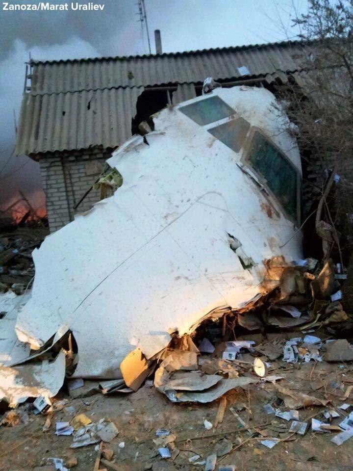 Турецкий грузовой самолет рухнул на жилые дома в Кыргызстане: более 30 человек погибли, 15 домов разрушены - Цензор.НЕТ 3087