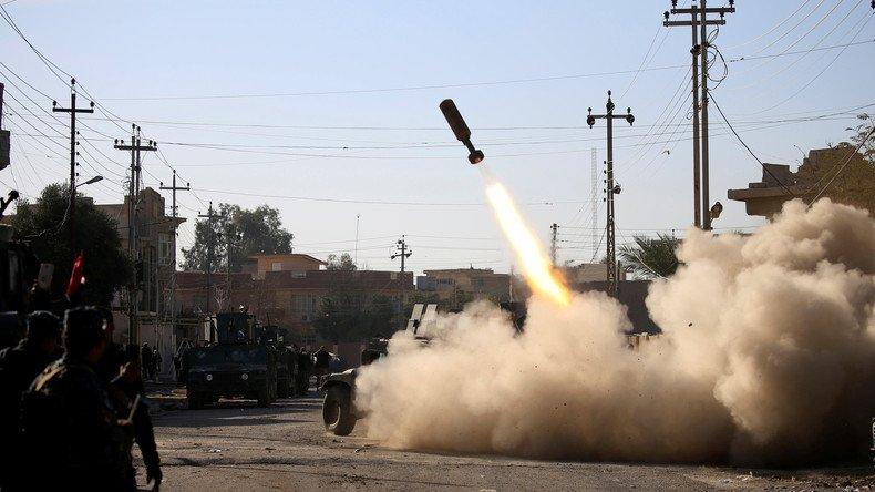 #Mossoul: «Dans toutes les guerres menées par les Américains, les civils ont été sévèrement touchés» #irak  https:// francais.rt.com/opinions/32248 -mossoul-toutes-guerres-menees-americains-civils-severement-touches &nbsp; … <br>http://pic.twitter.com/35BNzP8L2j