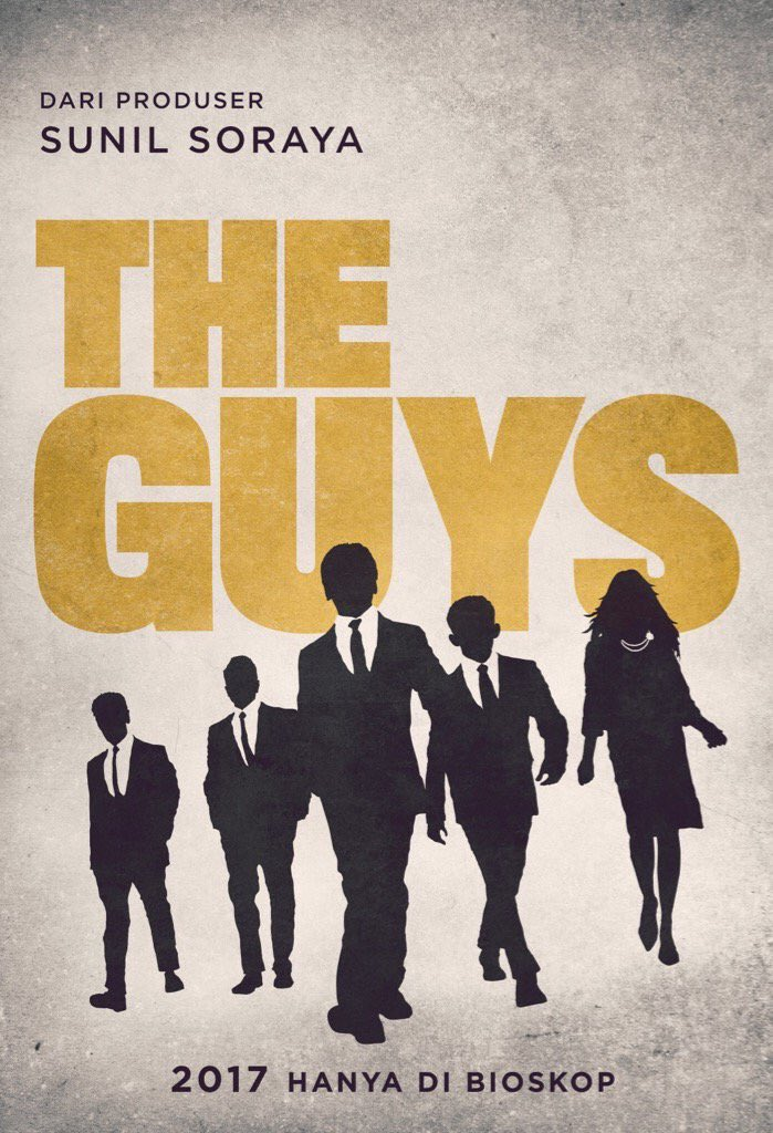 Film Baru Raditya Dika, The Guys