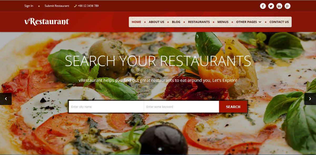 Quickly &amp; Easily Build #Awesome &amp; #Incredible #Restaurants, #Menus, #Cuisines &amp; #Recipes with vRestaurant #Template  http:// goo.gl/o7Ss0b  &nbsp;  <br>http://pic.twitter.com/Q7T5quPj3p