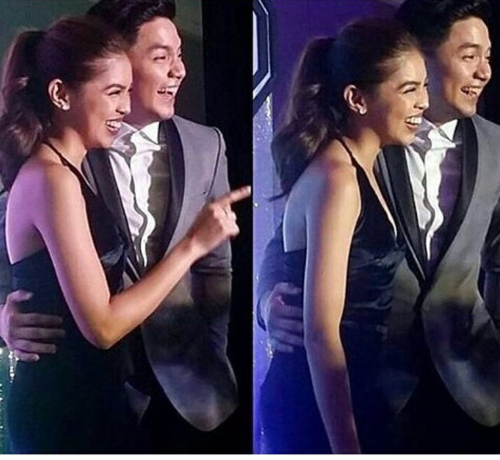 #ALDUB18thMonthsary &quot;they always create a magic moment everytime they r 2gether,n it all makes us shiver down our spine #AlMaine  <br>http://pic.twitter.com/rUs7jJV2IM