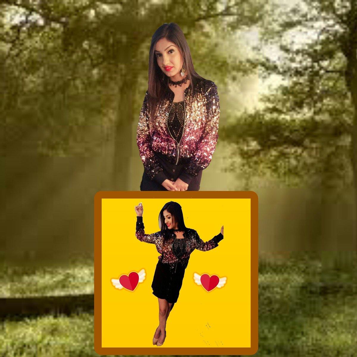 Good morning beautiful @RupaliJagga #RJ @zeetalent_in<br>http://pic.twitter.com/aSyocICssn