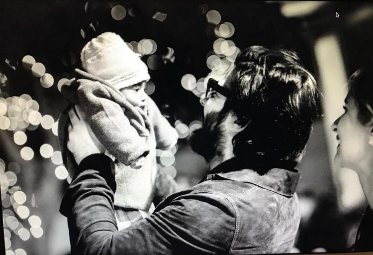 फवाद खान की बेटी एलेना का चेहरा पहली बार आया सामने !