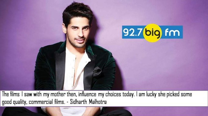 Wishes Happy Birthday to one of India\s most Desirable Men - Sidharth Malhotra..