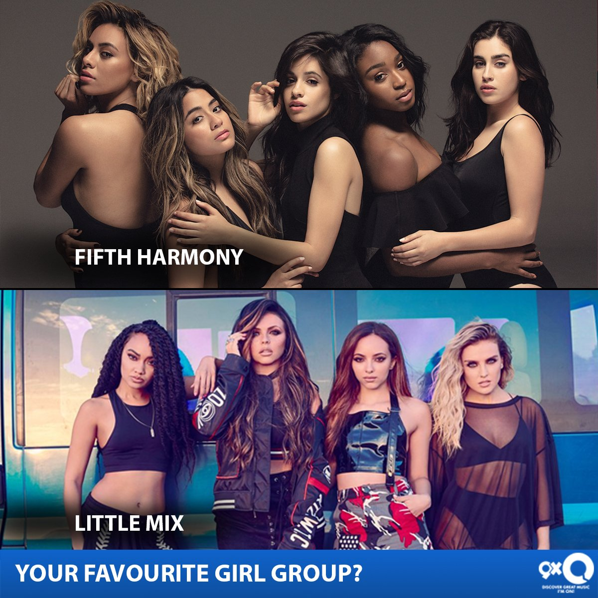 RT for Fifth Harmony &amp; &#39;Like&#39; for Little Mix. #Poll <br>http://pic.twitter.com/QVuBrXUy5v