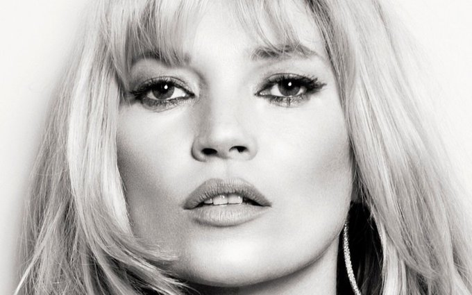 Happy Birthday, Kate Moss!