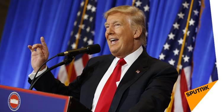 #Trump énonce une condition pour la levée des #sanctions antirusses Lire l&#39;article &gt;&gt;  http:// sptnkne.ws/dquy  &nbsp;   #EtatsUnis #Russie #nucléaire<br>http://pic.twitter.com/LGpEgS8Dwr