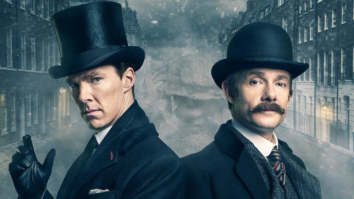 C2RsGShUUAE6xqz - Sherlock Holmes of Baker Street