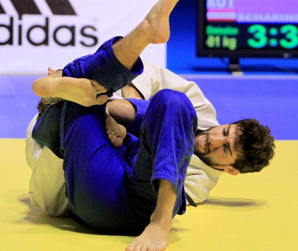 'Lo #sport è sacrificio, lealtà e disciplina'. @MatteoJeremy #MotivationalMonday #16gennaio @FijlkamOfficial