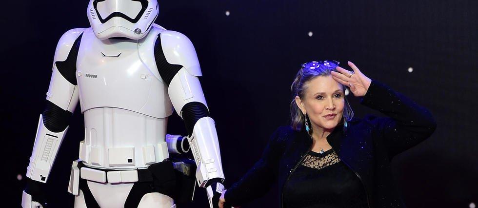 (Le Point):#Carrie #Fisher ne sera pas ressuscitée en numérique dans Star Wars : Dans un..  http://www. titrespresse.com/article/108869 31612/carrie-fisher-star-wars-ressuscitee-numerique &nbsp; … <br>http://pic.twitter.com/BY99idRImB